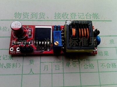 High Voltage Automatic Capacitor Charging Charger For Micro Electromagnetic Gun