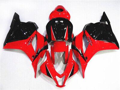 For Honda CBR600RR 2009-2012 ABS Plastic Fairing Bodywork Panel Kit Set