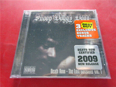 Snoop Doggy Dogg - Death Row - The Lost Sessions Best Buy sealed bonus