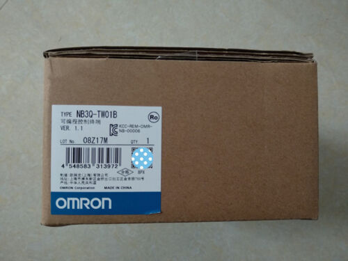 1pc New Omron   Nb3q-tw01b