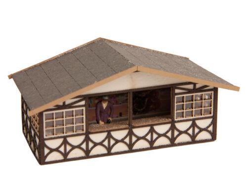 Noch 14482 Tt Gauge, Christmas Market Was (Laser-Cut Minis Kit) # New IN Boxed#