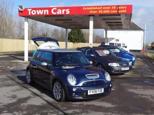MINI-HATCH-COOPER-S-COOPER-S-CHECKMATE-2006-Petrol-Manual-in-Blue