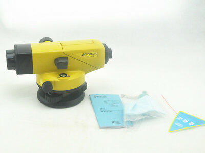 New Topcon At-b4 Automatic Optical Level 24 X Magnification