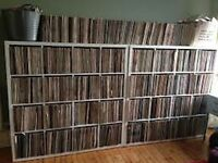 CASH PAID FOR YOUR VINYL. ROCK, REGGAE, SOUL, JAZZ, HIP HOP, PUNK, INDIE RECORD COLLECTION WANTED