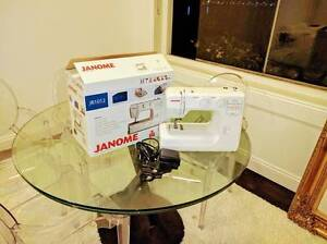JANOME SEWING MACHINE (MECHANICAL FRONT LOADING) BRAND NEW! Rose Bay Eastern Suburbs Preview