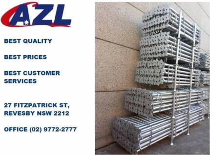 Steel Galvanized Acrow Props for sale! Great deals available!