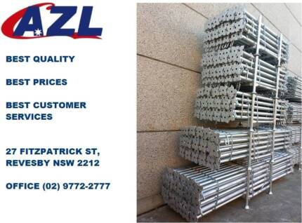 Steel Galvanized Acrow Props for sale!