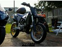 Yamaha Yzf450 supermoto Huge spec!!!!!