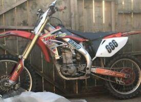 CRF 450 2007