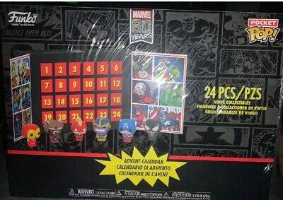 Funko Marvel Pocket Pop! Advent Calendar New