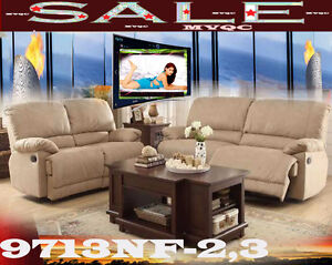 recliner living room furniture full sets sofas, love seats,9713