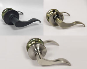 INTERIOR DOOR HARDWARE HANDLES, LEVERS, KNOBS, LOCKS