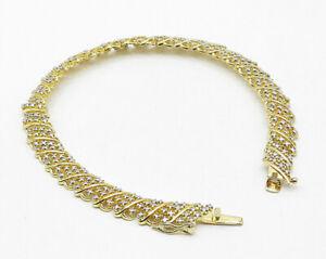 1.00 ctw Diamond Bracelet-Brand NEW