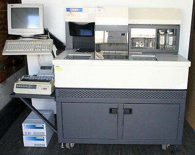 Biomerieux Mda Multichannel Discrete Analyzer Ii Cat. 34000-4r
