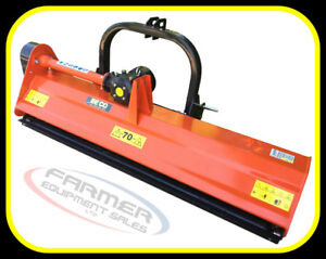 "NEW 3 point hitch Flail Mowers 48"", 64"", 78"", & 94"""