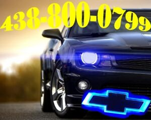 CHEVROLET LIGHT HID XENON LED HEADLIGHTS KIT HI LOW CAR AUTO 55W