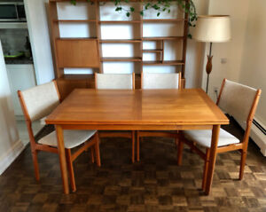 Mid-century modern weekend teak sale!