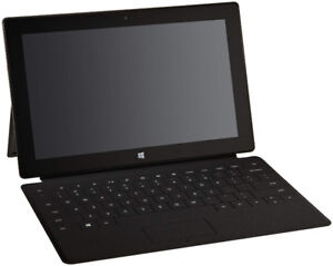BRAND NEW Microsoft Surface 2 with Touch Cover Tablet Black