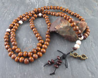 Jewelry Making Class - Intro to Mala Necklaces – April 16th