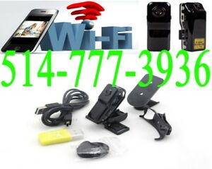 ✔ Mini WIFI Camera HD720P IP P2P Remote by iPhone Android Ipad