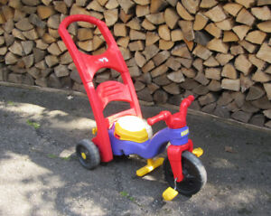 Fisher-Price Rock Roll 'n Ride Trike