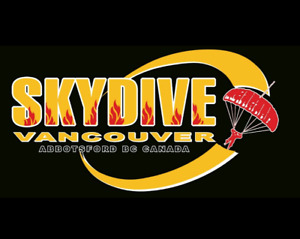 Vancouver tandem skydive with HD video at anytime
