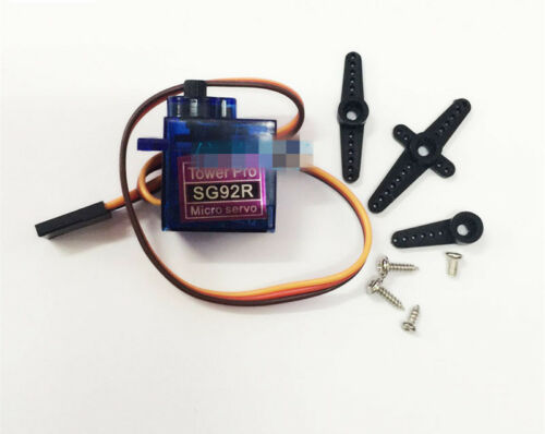1pc New Sg92r 9g Small Servo/sg92r 2.5kg/4.8v