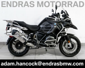 2018 BMW R1200GS Adventure - BRAND NEW - Triple Black