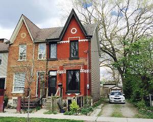 Large Renovated Victorian in Leslieville
