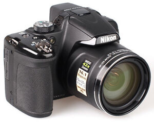 Nikon Coolpix p530 for sale used 3 times! Cheap Peterborough Peterborough Area image 2
