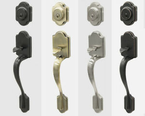 ARLINGTON / CHELSEA Residential Entry Door Handleset Lock
