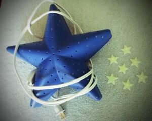 Night light Star and a few glow in the dark stars in EUC
