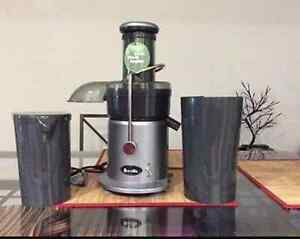 Breville Professional Juicer in Excellent condition