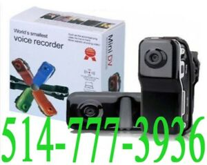 ✔ Sports Action Mini Camera FULL HD Audio Video Micro Small Cam