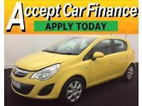 Vauxhall/Opel Corsa 1.3CDTi 16v ( 95ps ) ecoFLEX ( s/s ) ( a/c ) 2012.5MY