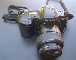 Caméra Minolta Maxxum 3Xi