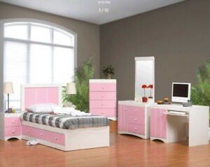 6PC  BRAND  NEW  KIDS  BEDROOM  SETS  ON  SALE