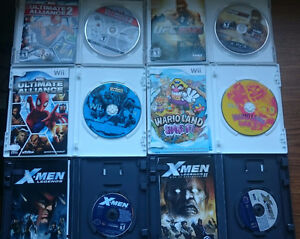 PS3, NGC, Wii games for sale
