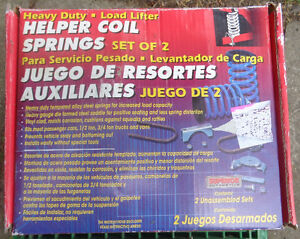 Superior Automotive Heavy Duty Load Lifter Helper Coil Springs