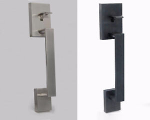 Residential Front door handleset _ lockset   Brand New