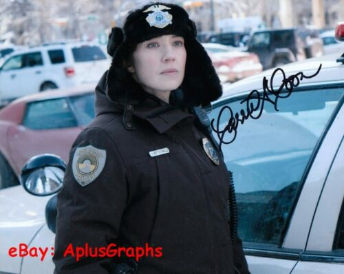 CARRIE COON.. Fargo - SIGNED