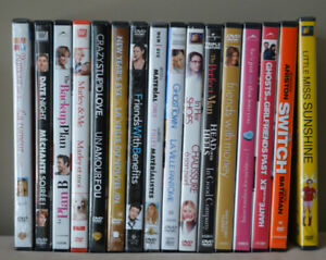 DVD Collection - Comedy - 16 different titles