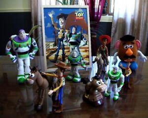 6 lot de jouets HISTOIRE DE JOUETS