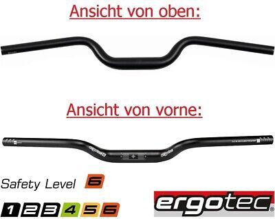 Lenker Ergotec Riser Bar 50 Lenkerbügel Alu