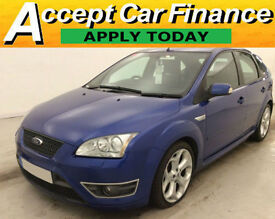Ford Focus 2.5 ST-3 FINANCE OFFER FROM £31 PER WEEK!