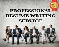 Professional Resume Writing Services by a HR Pro