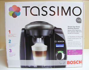 Cafetière Tassimo T65 coffee machine