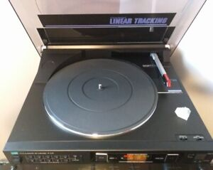 Sansui P-L51 Direct Drive Turntable Computerized Linear Tracking