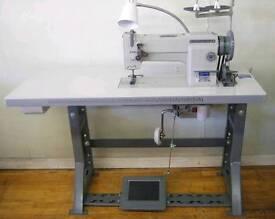 Highlead industrial walking foot sewing machine