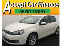 Volkswagen Golf GT FROM £36 PER WEEK!